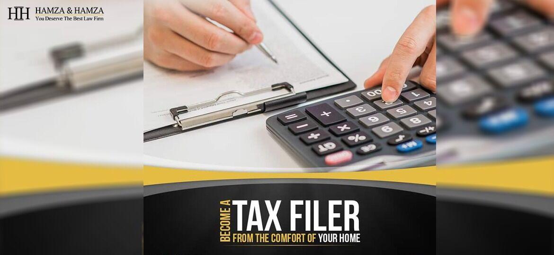 Tax Filler
