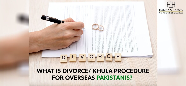 Divorce : Khula Procedure for Overseas Pakistanis