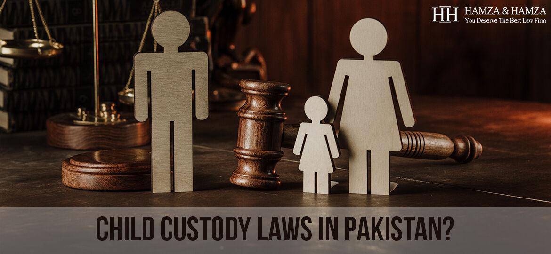 Child Custody Law In Pakistan