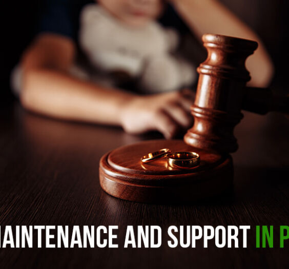 Child Maintenance And Support In Pakistan