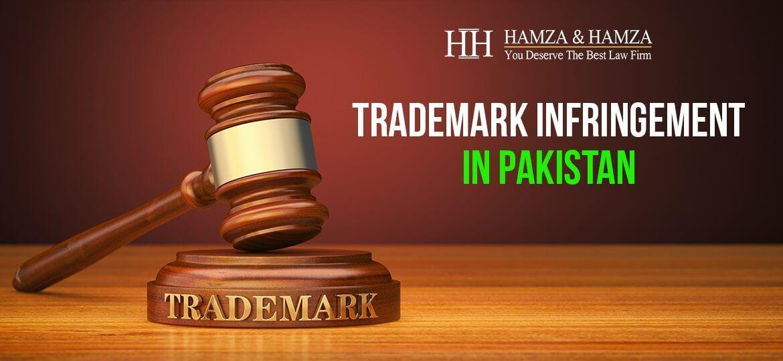 Trademark Infringement In Pakistan