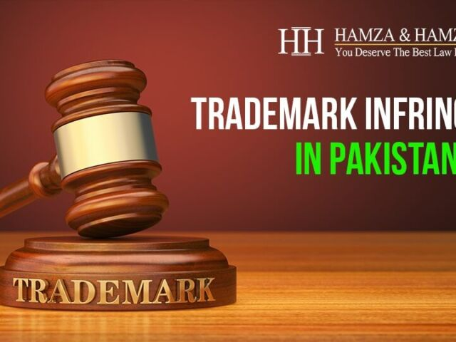 Trademark Infringement In Pakistan
