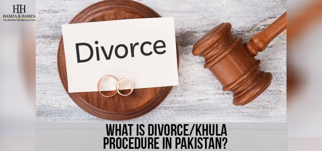 What is Divorce Khula Proceedure in Pakistan
