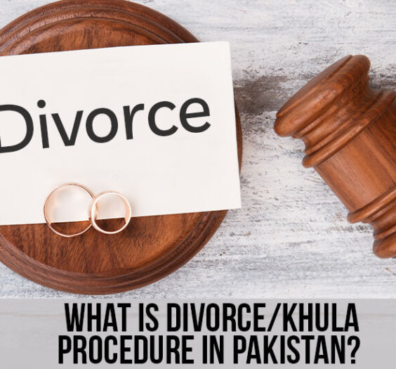 What is Divorce Khula Proceedure in Pakistan