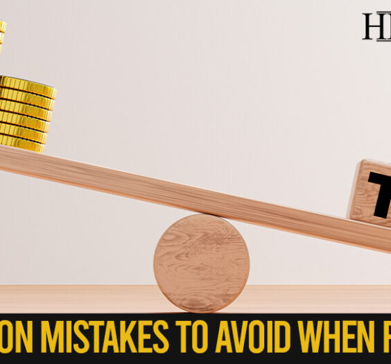 Common Mistakes to Avoid While Filing ITR